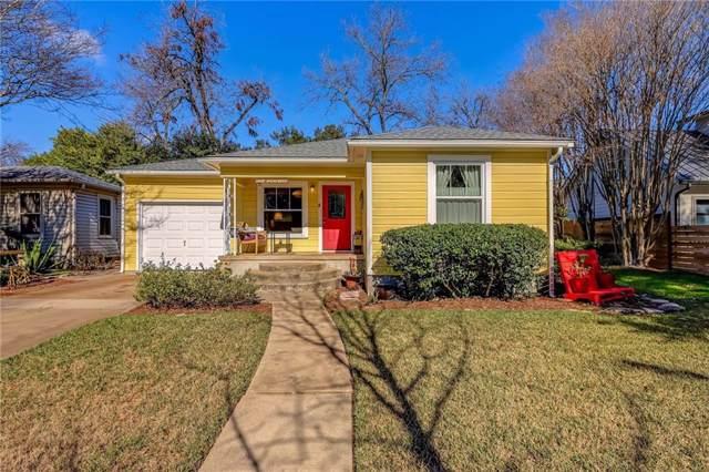 1506 Richcreek Rd, Austin, TX 78757 (#5046693) :: Ben Kinney Real Estate Team