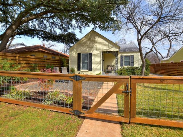 906 E 43rd St, Austin, TX 78751 (#5049048) :: The Heyl Group at Keller Williams