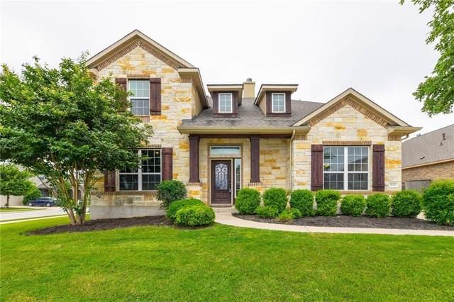 1124 Daylily Loop, Georgetown, TX 78626 (#5049339) :: Lauren McCoy with David Brodsky Properties