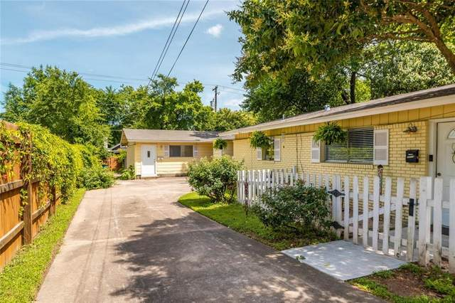 4805 Avenue G B, Austin, TX 78751 (#5049965) :: The Perry Henderson Group at Berkshire Hathaway Texas Realty