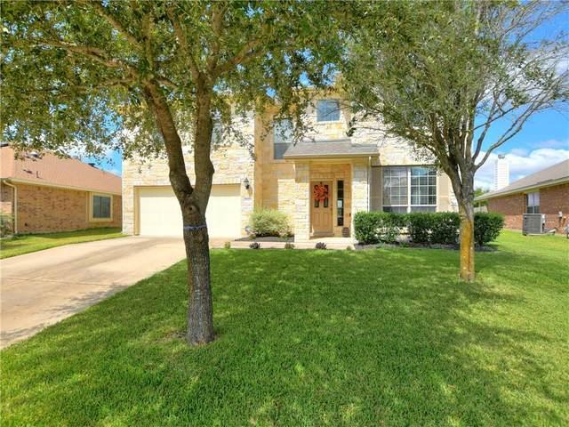 18408 Dawson Crk, Pflugerville, TX 78660 (#5051850) :: Tai Earthman | Keller Williams Realty