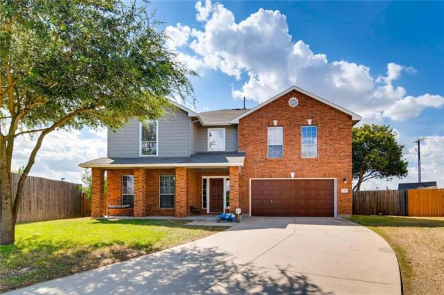 1314 Knippa Cv, Hutto, TX 78634 (#5052060) :: The Gregory Group