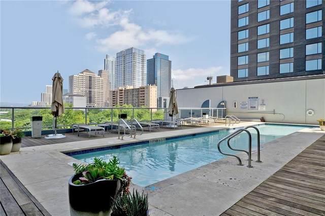 603 Davis St #1307, Austin, TX 78701 (#5054580) :: Ben Kinney Real Estate Team