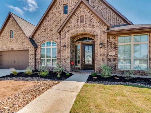 405 Rancho Sienna Loop, Georgetown, TX 78628 (#5055243) :: Ana Luxury Homes