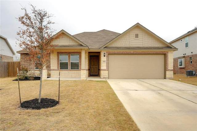 157 Plantain Dr, Hutto, TX 78634 (#5056196) :: The Heyl Group at Keller Williams