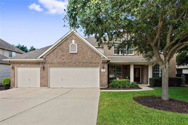 10220 Medinah Greens Dr, Austin, TX 78717 (#5058493) :: Ben Kinney Real Estate Team