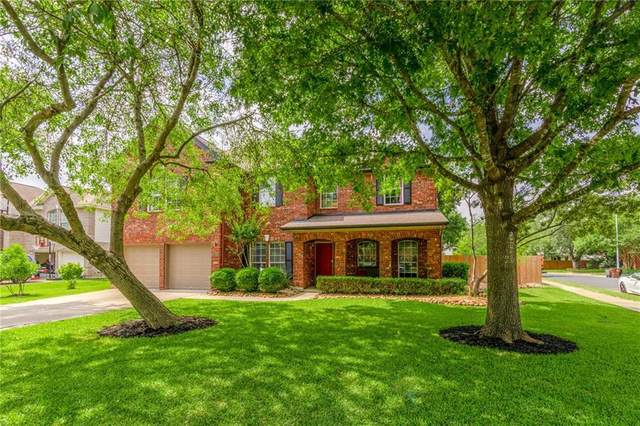 4008 Vista Isle Dr, Round Rock, TX 78681 (#5058594) :: The Summers Group