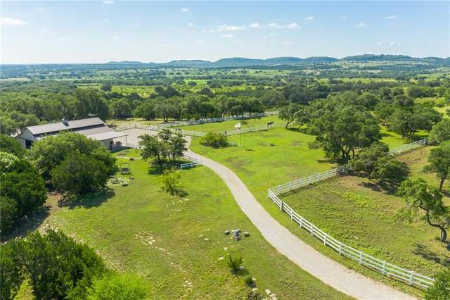 958 Marshall Ridge Rd, Johnson City, TX 78636 (#5059079) :: Lucido Global