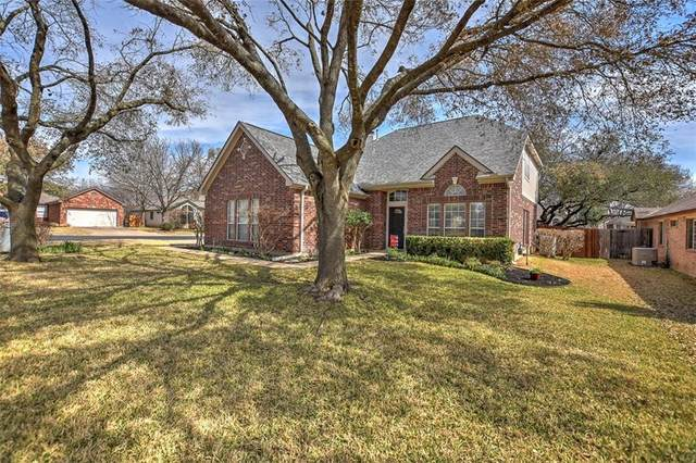 109 Pecan Vista Ln, Georgetown, TX 78626 (#5059328) :: Azuri Group | All City Real Estate
