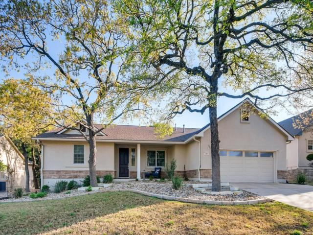 231 Trail Of The Flowers, Georgetown, TX 78633 (#5059553) :: Lancashire Group at Keller Williams Realty