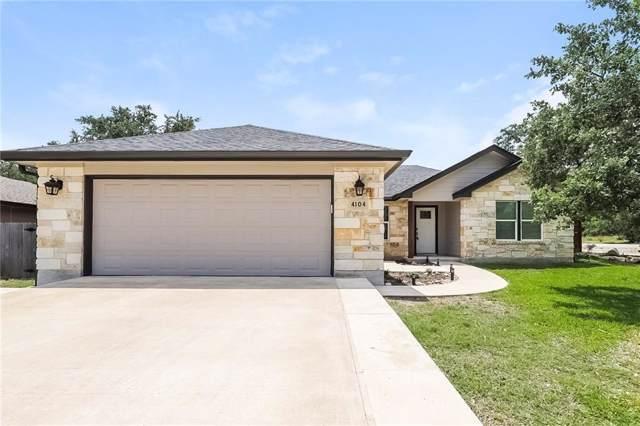 4104 Crockett Ave, Lago Vista, TX 78645 (#5066041) :: 10X Agent Real Estate Team