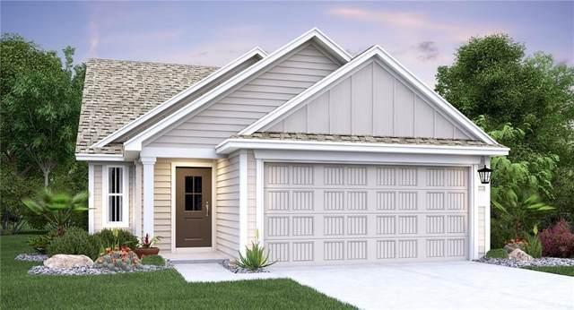 128 High Plains Pass, Liberty Hill, TX 78642 (#5066630) :: All City Real Estate
