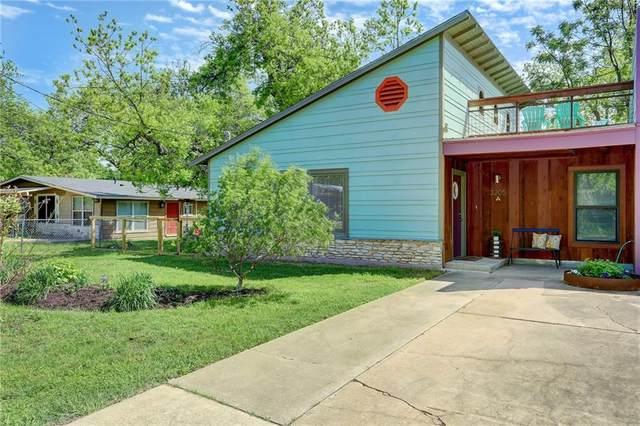 3205 Thompson St A, Austin, TX 78702 (#5066657) :: Front Real Estate Co.