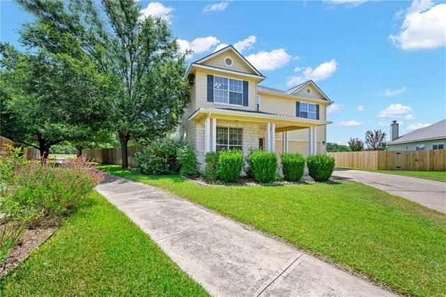 809 Bedford Ct, Georgetown, TX 78628 (#5070296) :: Resident Realty
