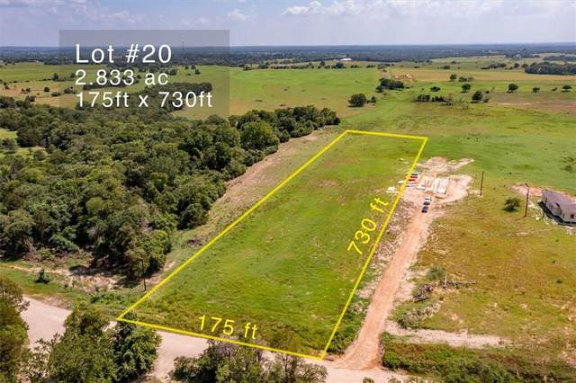 tbd Lot 20 Eely Rd, Mcdade, TX 78650 (#5070391) :: Papasan Real Estate Team @ Keller Williams Realty