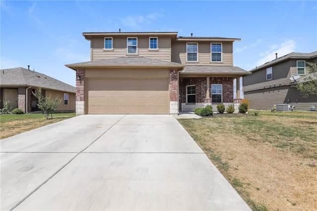716 Luna Vista Dr, Hutto, TX 78634 (#5073360) :: Papasan Real Estate Team @ Keller Williams Realty