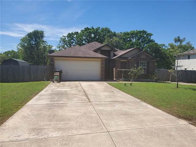 126 Martin Crossing Dr, Cedar Creek, TX 78612 (#5076531) :: Ben Kinney Real Estate Team