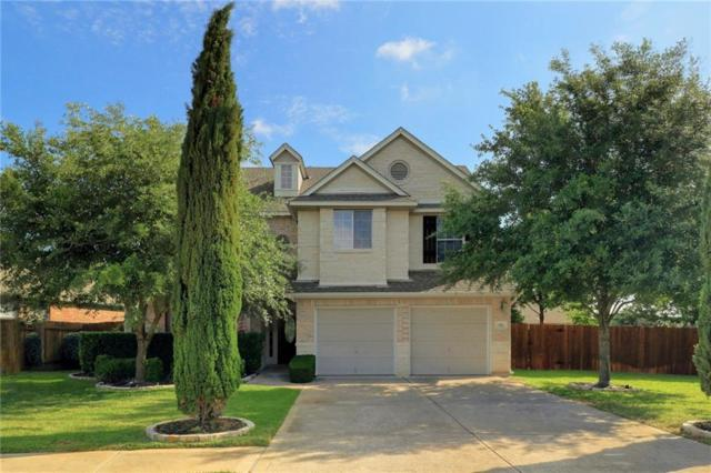 510 Fern Ct, Cedar Park, TX 78613 (#5078852) :: Van Poole Properties Group
