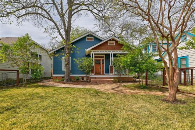 5108 Eilers Ave, Austin, TX 78751 (#5079298) :: The Heyl Group at Keller Williams