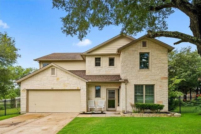 972 Bella Vista Cir, Kyle, TX 78640 (#5089032) :: Papasan Real Estate Team @ Keller Williams Realty