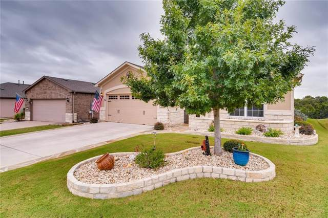 311 Cathedral Mountain Pass, Georgetown, TX 78633 (#5090925) :: Lucido Global