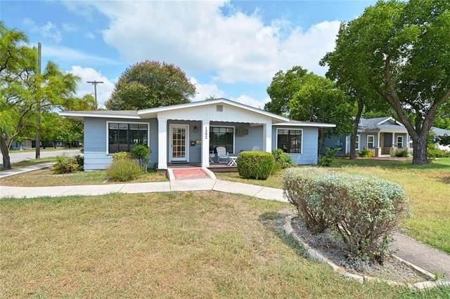 1392 W Coll St, New Braunfels, TX 78130 (MLS #5091213) :: Brautigan Realty