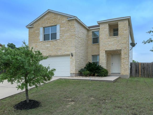3525 Cisco Trl, Round Rock, TX 78665 (#5092470) :: The Heyl Group at Keller Williams