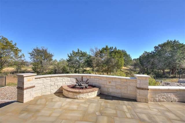 206 Duck Creek Ln, Georgetown, TX 78633 (MLS #5093059) :: Brautigan Realty