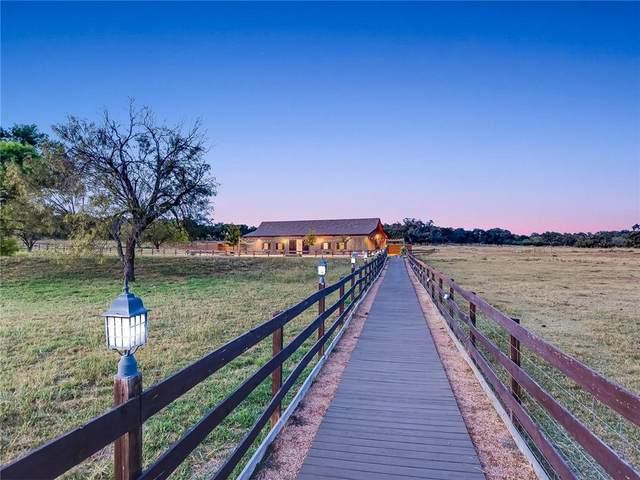 2054 Ranch Road 1320, Johnson City, TX 78636 (#5093079) :: Papasan Real Estate Team @ Keller Williams Realty