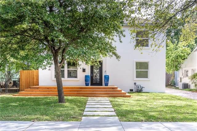 4417 Rosedale Ave, Austin, TX 78756 (#5093377) :: Watters International