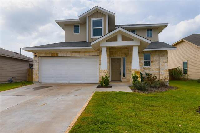 116 Four Star Dr, Elgin, TX 78621 (#5093395) :: The Summers Group