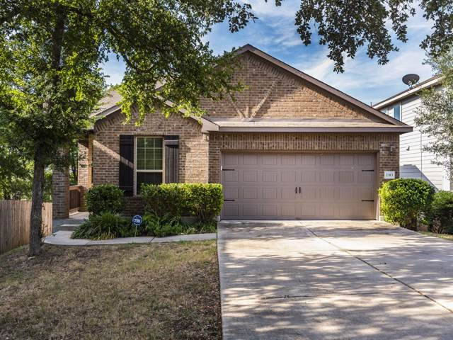 2313 Yvette, Austin, TX 78748 (#5094089) :: The Perry Henderson Group at Berkshire Hathaway Texas Realty