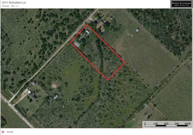 1211 Schubert Ln, Niederwald, TX 78640 (#5094302) :: Papasan Real Estate Team @ Keller Williams Realty