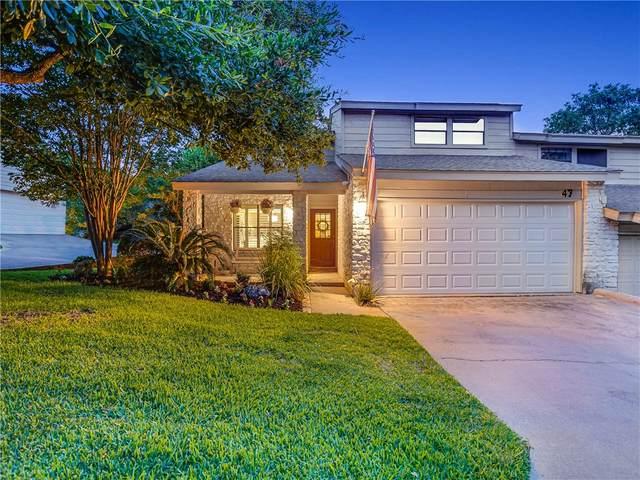 9518 Topridge Dr #47, Austin, TX 78750 (#5097159) :: Umlauf Properties Group