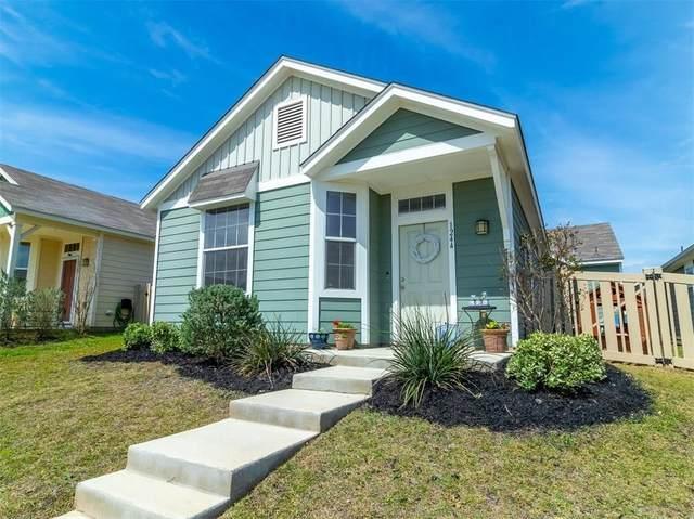 1244 Nevarez, Kyle, TX 78640 (#5099260) :: Papasan Real Estate Team @ Keller Williams Realty