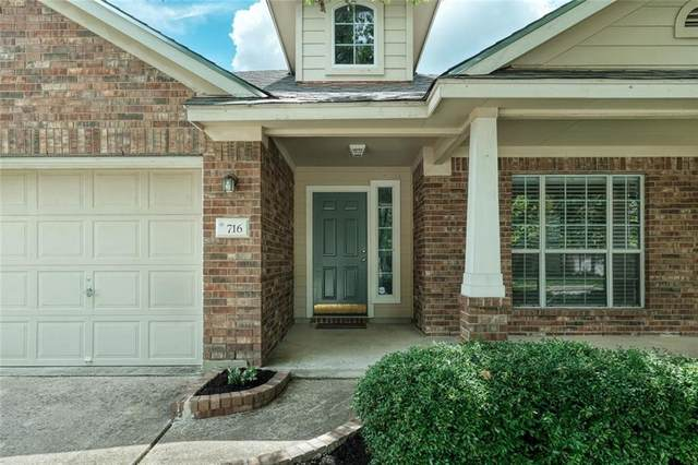 716 Arrowood Pl, Round Rock, TX 78665 (#5099488) :: The Summers Group