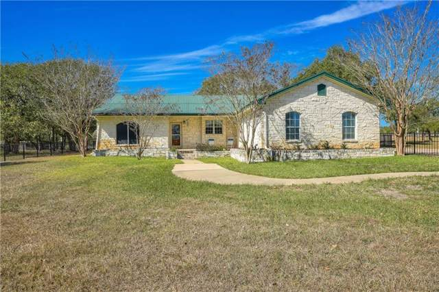 1023 County Road 460, Thorndale, TX 76577 (#5103013) :: Realty Executives - Town & Country