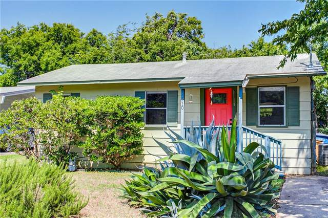 1710 Hillcrest Ln, Austin, TX 78721 (#5103508) :: Papasan Real Estate Team @ Keller Williams Realty