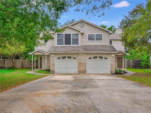6706 & 6708 Gold Moss Cv, Austin, TX 78745 (#5104963) :: Lauren McCoy with David Brodsky Properties