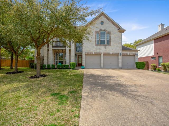 1256 Pine Forest Cir, Round Rock, TX 78665 (#5105013) :: Papasan Real Estate Team @ Keller Williams Realty