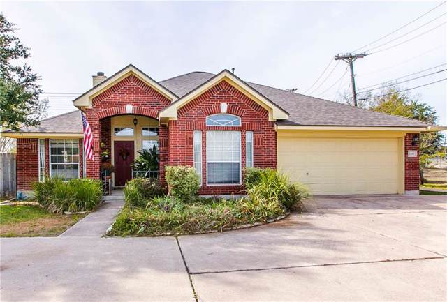 1106 N Railroad Ave, Pflugerville, TX 78660 (#5105475) :: Kourtnie Bertram | RE/MAX River Cities