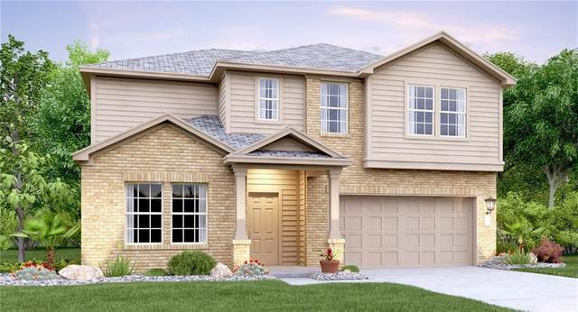 109 Pearland St, Hutto, TX 78634 (#5106445) :: The Perry Henderson Group at Berkshire Hathaway Texas Realty