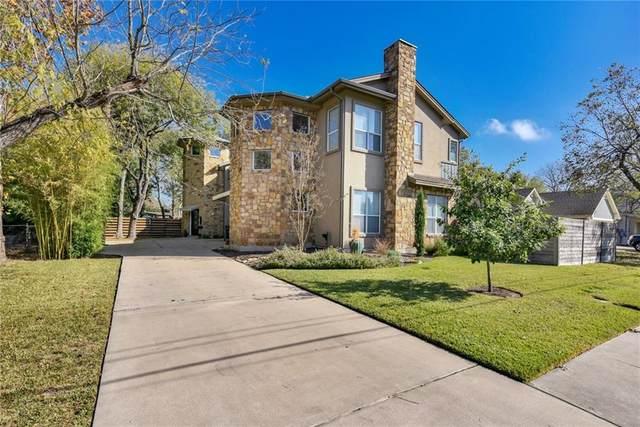 1102 Karen Ave B, Austin, TX 78757 (#5107571) :: The Summers Group