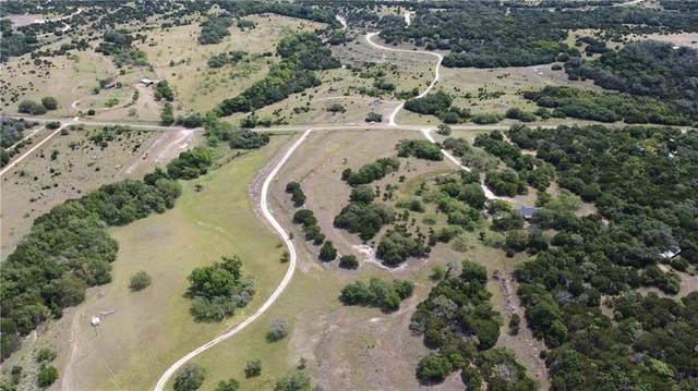 Lot 38 Garner Ranch Rd, Bertram, TX 78605 (#5108471) :: Zina & Co. Real Estate