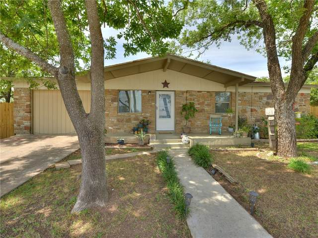1106 E Pecan St, Burnet, TX 78611 (#5110590) :: Lancashire Group at Keller Williams Realty