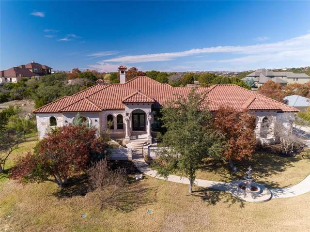 3605 Lajitas, Leander, TX 78641 (#5112976) :: Service First Real Estate