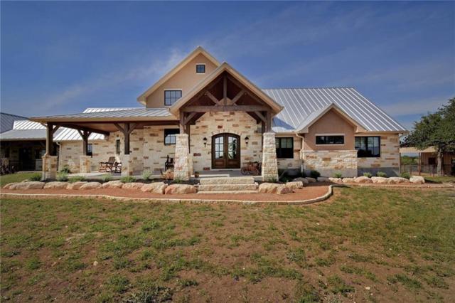 1555 Brushy Ridge Trail, Blanco, TX 78606 (#5113467) :: Realty Executives - Town & Country