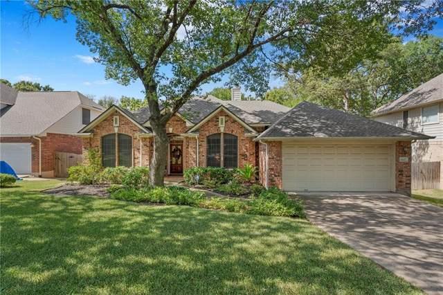 8617 Sea Ash Cir, Round Rock, TX 78681 (#5115076) :: Papasan Real Estate Team @ Keller Williams Realty