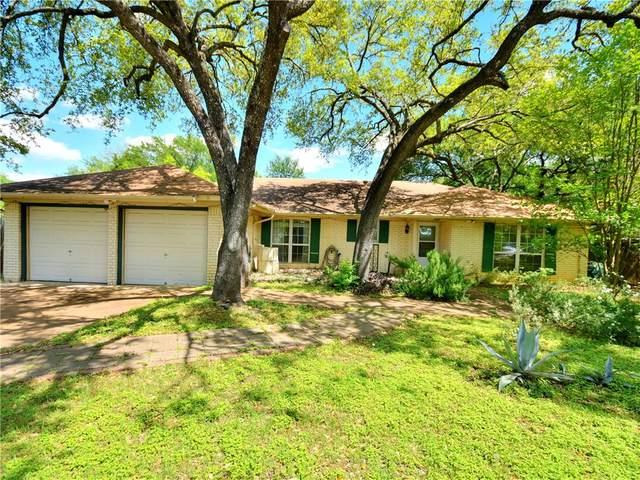 6101 Blarwood Dr, Austin, TX 78745 (#5116286) :: Realty Executives - Town & Country
