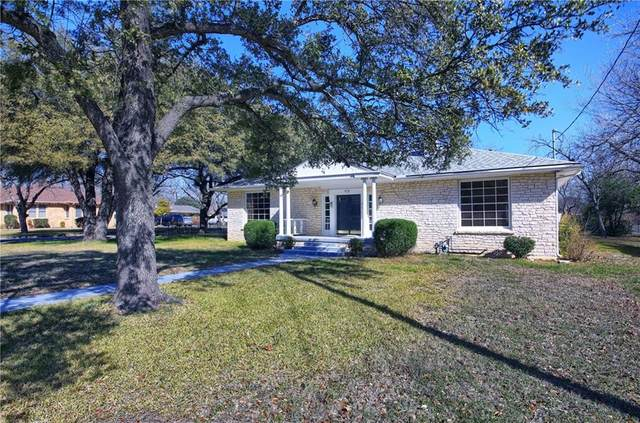 908 Sloan St, Taylor, TX 76574 (#5117094) :: RE/MAX Capital City